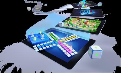 game technologies presenta dice