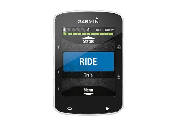 garmin edge 520 el mejor compantildeero sobre la bici