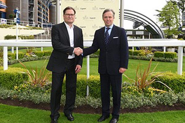 gigaset se convierte en nuevo partner de ascot y royal ascot
