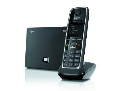 gigaset presenta c530 ip un telfono de voz ip con sonido de alta definicin