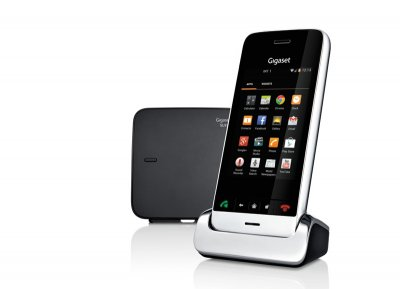 gigaset sl930a telefona fija para el hogar con android