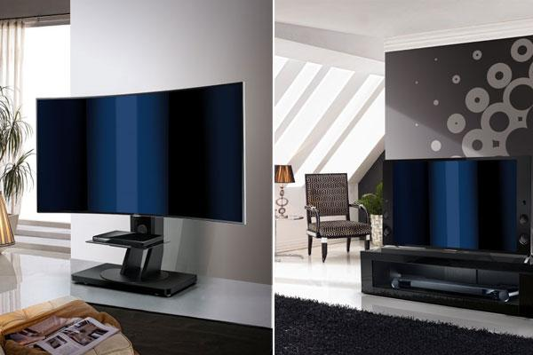 gisan presentoacute sus nuevos muebles para televisioacuten en melco