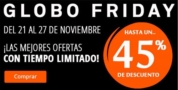 globomatik estrena su globo friday con importantes descuentos