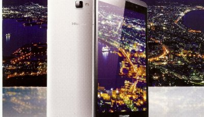 hisense presenta un smartphone con pantalla de 68 pulgadas