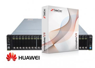 huawei y datacore anuncian una colaboracin en sus soluciones softwaredefined e hyperconverged
