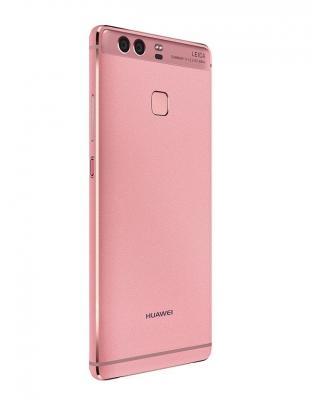 huawei y orange lanzan huawei p9nbspen un exclusivo acabado rosa
