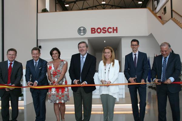 se inaugura en espana el segundo bosch competence center de europa