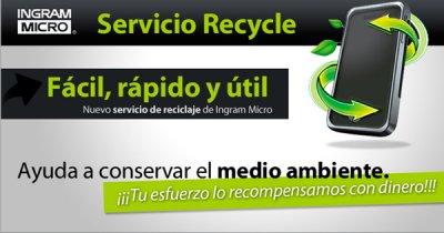 ingram micro ayuda a preservar el medio ambiente