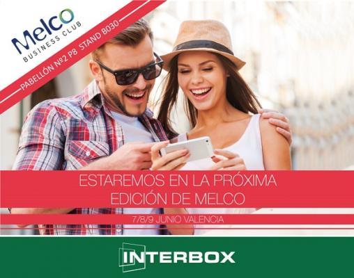 interbox estaraacute presente en melco 2016