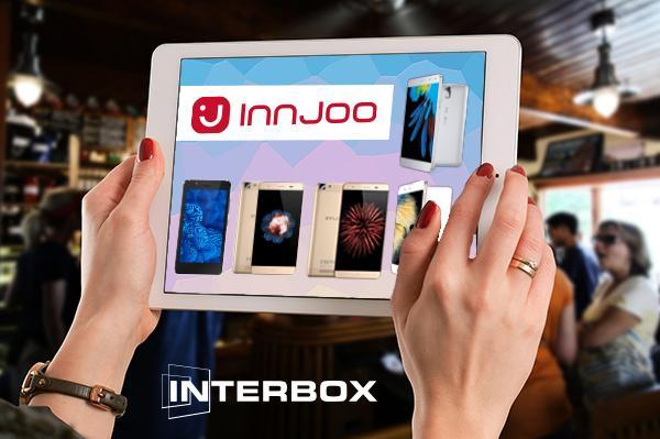 interbox incorpora a su cataacutelogo la nueva gama de smartphones de innjoonbsp