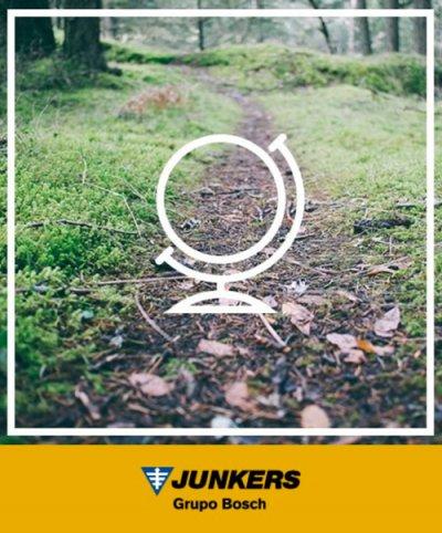 junkers conmemor el da de la tierra con un concurso en facebook