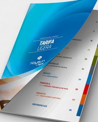 kaysun publica su tarifa ligera para el ano 2015