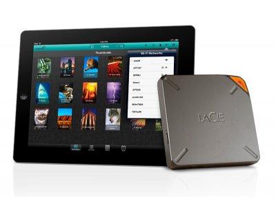 lacie fuel dobla su capacidad aumentando el espacio de almacenamiento del ipad en 2tb