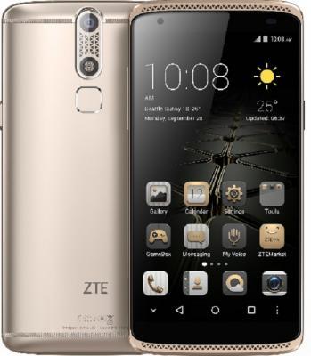 zte lanza en espantildea el smartphone zte axon mininbsp