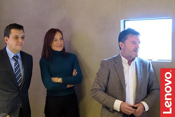 lenovo celebra que ha multiplicado su facturacioacuten por cinco en poco maacutes de tres antildeos