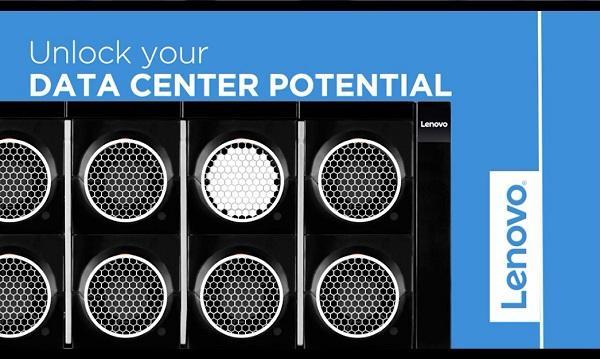 lenovo libera el potencial de los centros de datos de las empresas