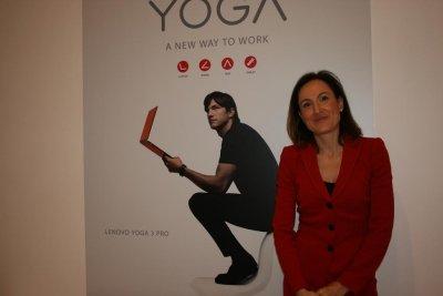 lenovo muestra en madrid el yoga 3 pro el convertible ms delgado y ligero del mercado