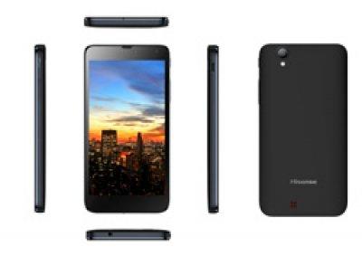 llega el nuevo smartphone de hisense