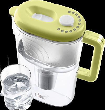 llega la primera jarra filtrante de agua de ufesa
