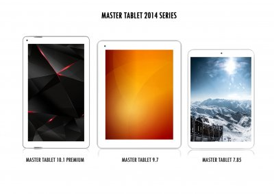 llegan las nuevas tabletas de kaos entertainment