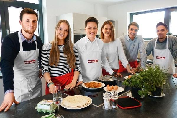 madrid y barcelona acogen los talleres de cocina miele