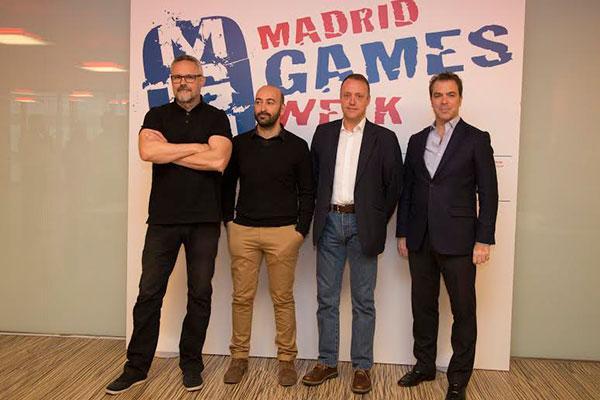 madrid games week 2015 adelanta sus fechas del 1 al 4 de octubre