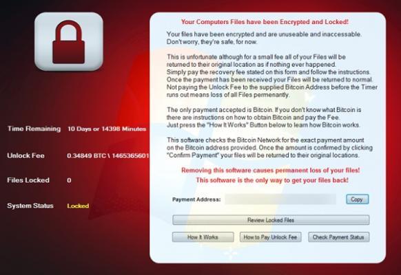 manamecrypt el nuevo ransomware descubierto por g data