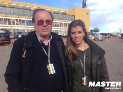 master cadena patrocinador de aspar team acerca el mundial de motociclismo a sus fans