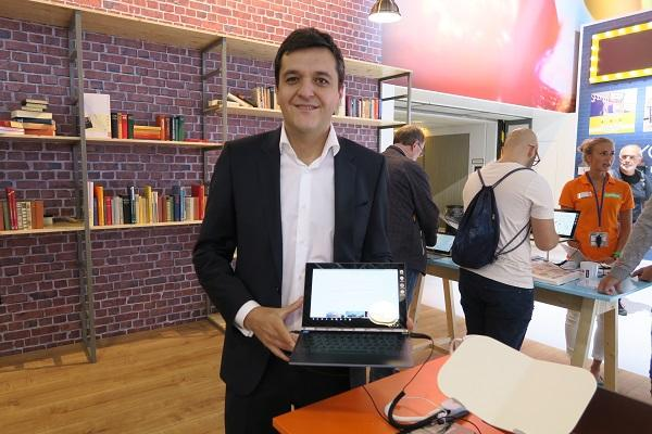 quotla mayor innovacioacuten de ifa 2016 es el yoga bookquot