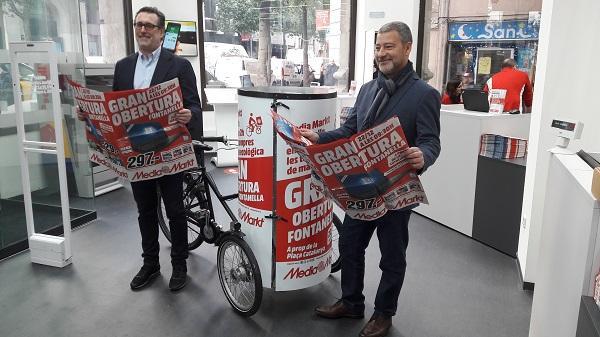 media markt inaugura su tienda en plaza cataluntildea