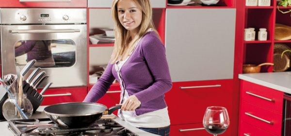 Las novedades existentes en sartenes y ollas incorporan for Cocina vanguardia definicion