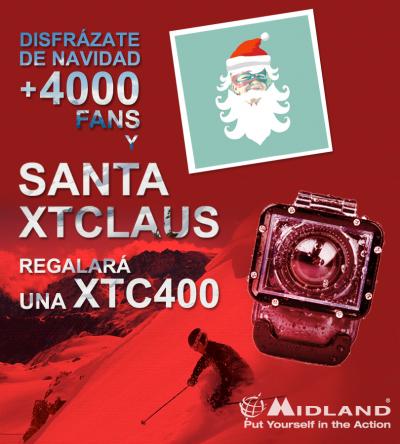 midland celebra las navidades sorteando su nueva cmara de accin xtc400