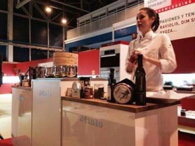 miele acerca su concepto de cocina al saln internacional de gourmets
