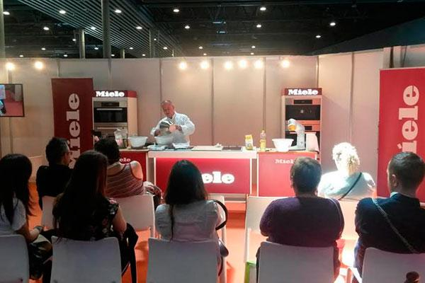 miele equipa la feria free from food  ingredients 2015