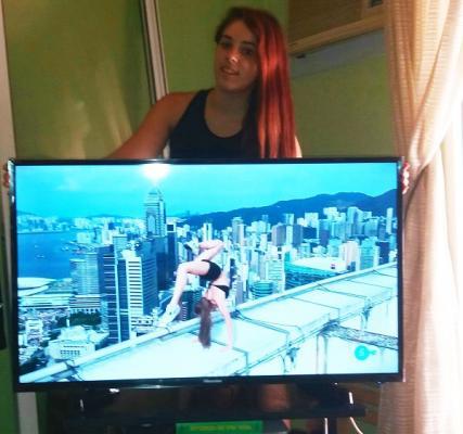 milar caslesa regala un televisor con su concurso quottuacute tambieacuten juegas las olimpiadasquot