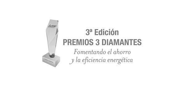 mitsubishi electric inaugura la tercera edicioacuten de los premios 3 diamantesnbsp