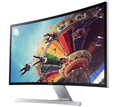 el monitor curvo s27d590c de samsung redefine la experiencia visual