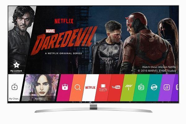 netflix recomienda los televisores 4k de lg para la mejor experiencia de televisioacuten conectadanbsp