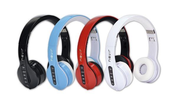 nevir presenta sus nuevos auriculares bluetoothnbsp