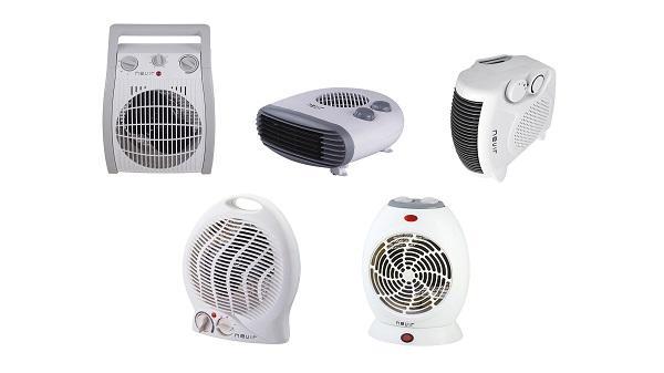 nevir presenta sus nuevos calefactores