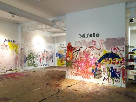 nintildeos y mayores los artistas en el futuro miele experience center