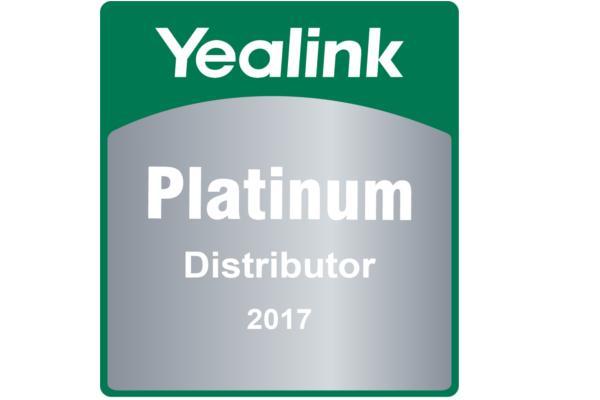 spc nombrado distribuidor platinum de yealink
