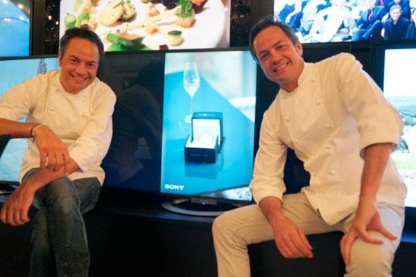 una nueva forma de disfrutar de la cocina con la tecnologiacutea 4k de sony