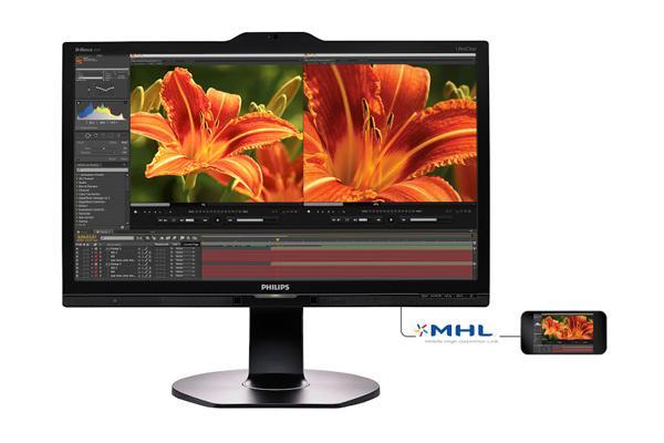 nueva pantalla 4k uhd de mmd en soacutelo 24quot
