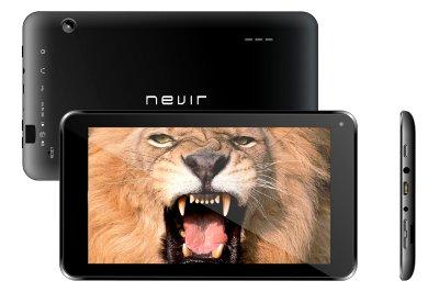 nueva tablet de nevir
