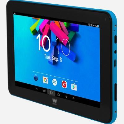 la nueva tablet de woxter solo pesa 270 gr