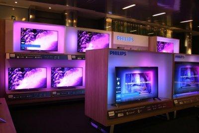 las nuevas televisiones de philips entran al corazn de los salones modernos
