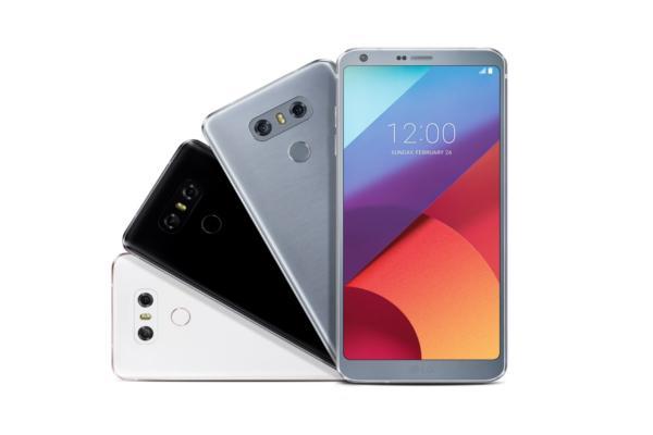 lg g6 el nuevo smartphone de lg llega a espantildea en abril