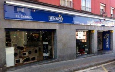 nuevo punto de venta euronics en barcelona