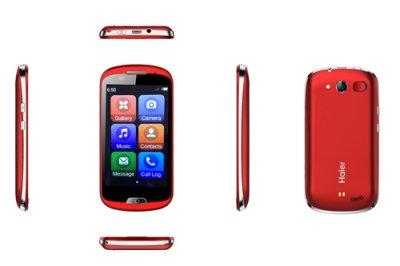 los nuevos haierphones incluyen 4g funcionalidad dualsim y cmaras de alta resolucin
